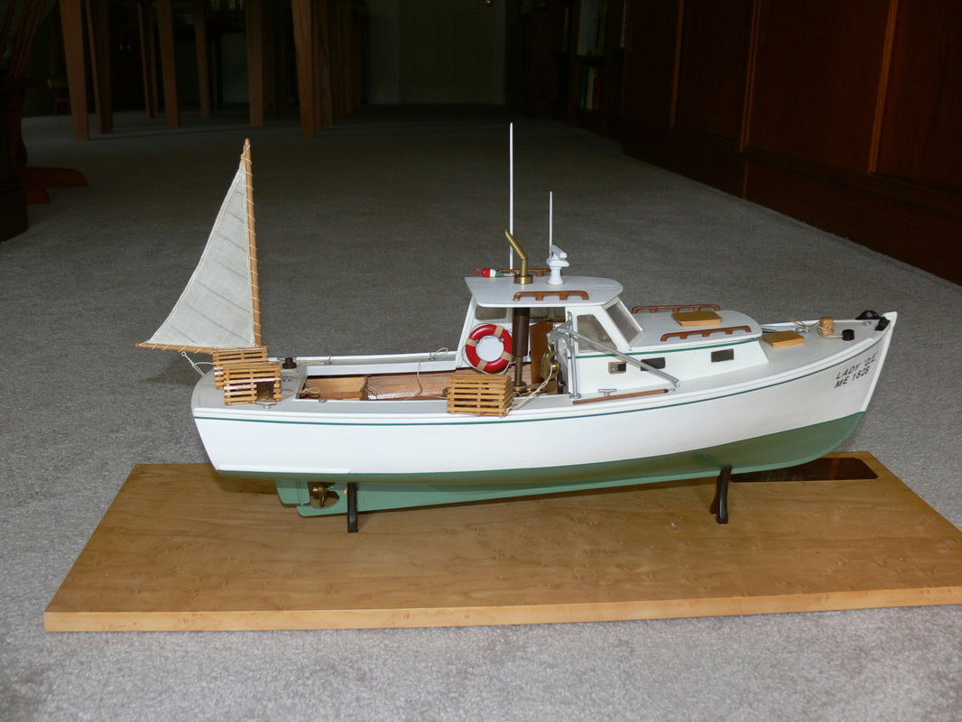 Pandy's Model Boats - Home